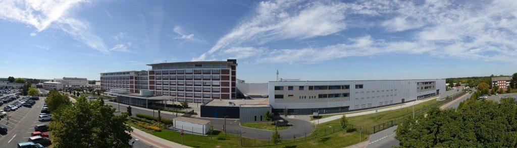 Produktion und Bürogebäude von GEA