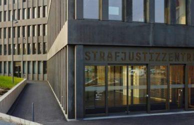 Strafjustizzentrum Muttenz, Schweiz