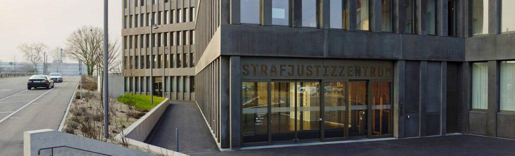 Strafjustizzentrum Muttenz des Kanton Basel-Landschaft