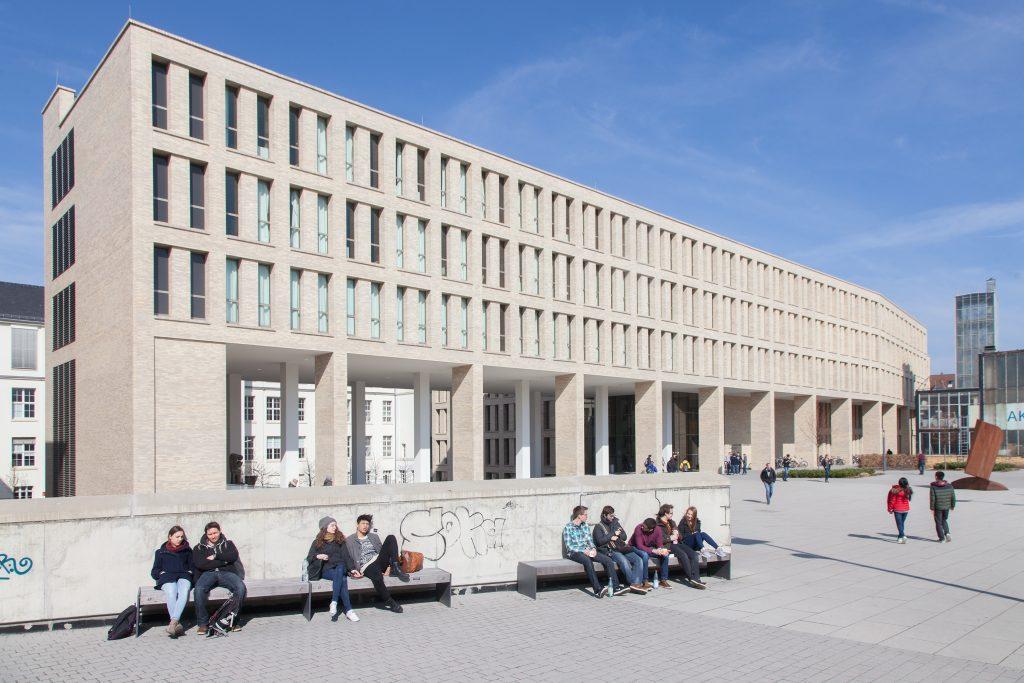Zentralbibliothek der TU Darmstadt