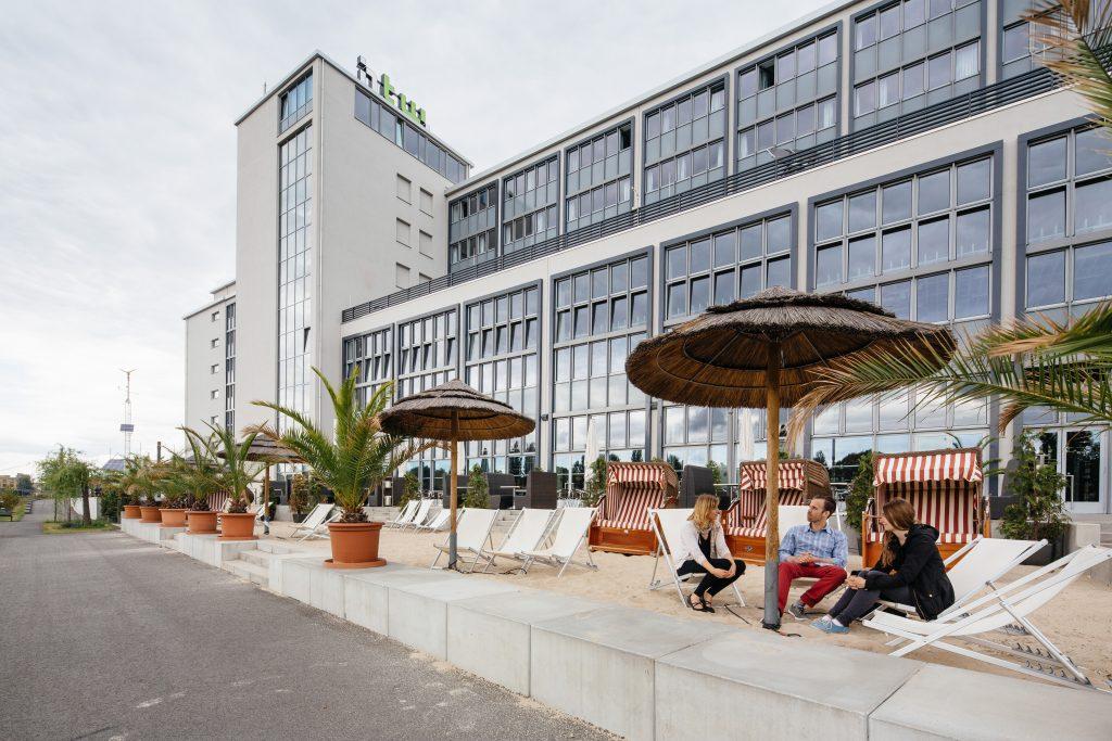 Gebäude G der HTW Berlin