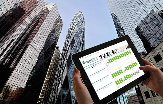 Monitoring mit dem Digitalen Prüfstand integriert in ein Tablet-Device