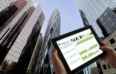 Effizientere Gebäude durch intelligente Datennutzung mit synavision auf der E-world