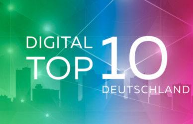 DIGITAL TOP 10 DEUTSCHLAND - Jetzt abstimmen!